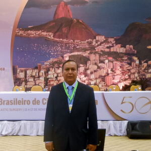 Congreso Brasilero de Cirugía Plástica - Río de Janeiro - 2013