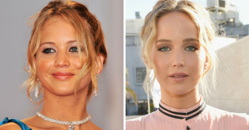 #1- Jennifer Lawrence